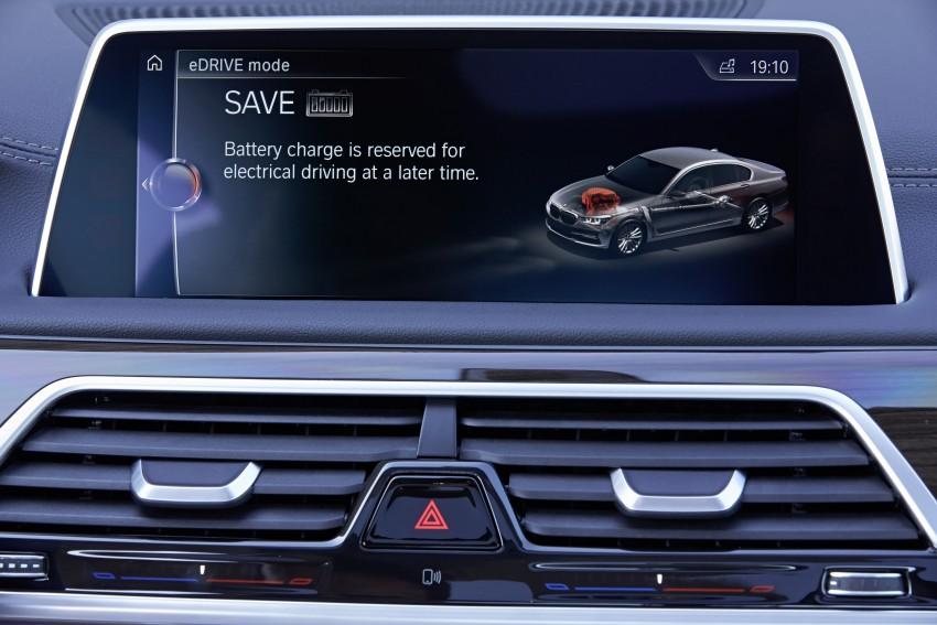 MEGA GALLERY: G11 BMW 7 Series in detail Image #372525