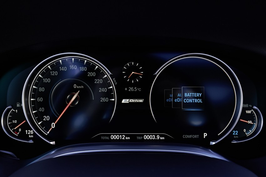 MEGA GALLERY: G11 BMW 7 Series in detail Image #372526