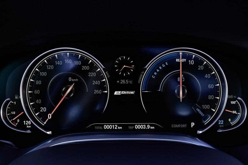 MEGA GALLERY: G11 BMW 7 Series in detail Image #372527