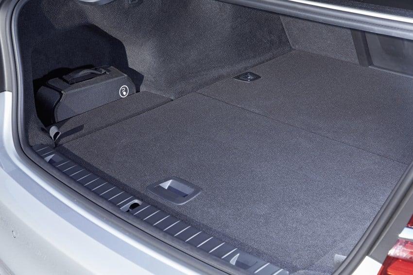 MEGA GALLERY: G11 BMW 7 Series in detail Image #372540