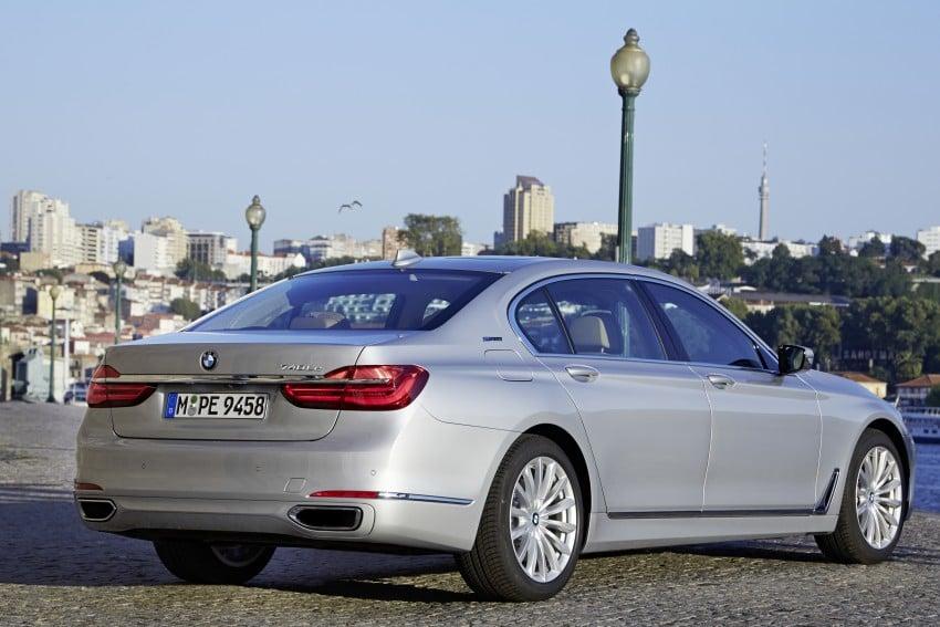 MEGA GALLERY: G11 BMW 7 Series in detail Image #372515