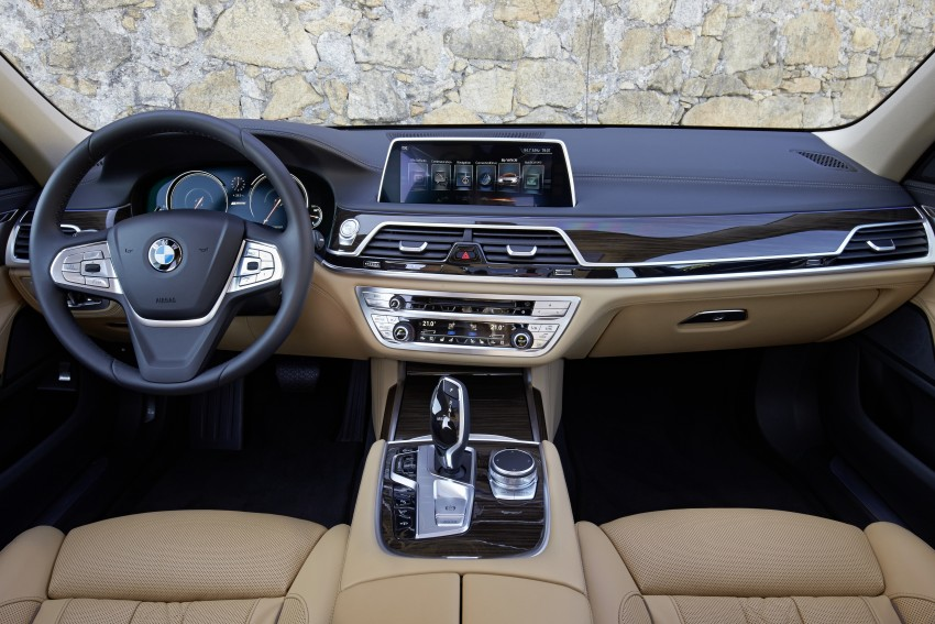 MEGA GALLERY: G11 BMW 7 Series in detail Image #372516