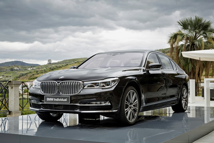 MEGA GALLERY: G11 BMW 7 Series in detail Image #372961
