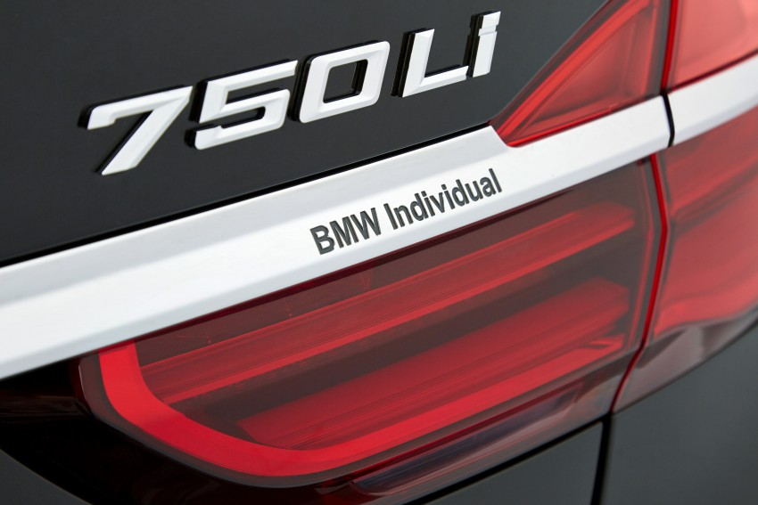 MEGA GALLERY: G11 BMW 7 Series in detail Image #372963
