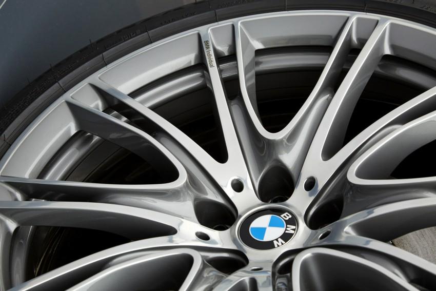 MEGA GALLERY: G11 BMW 7 Series in detail Image #372964