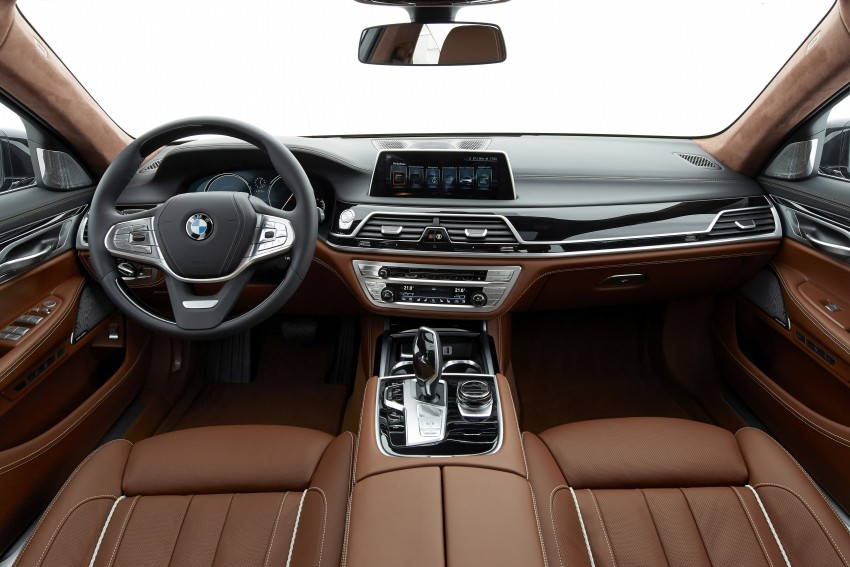 MEGA GALLERY: G11 BMW 7 Series in detail Image #372965