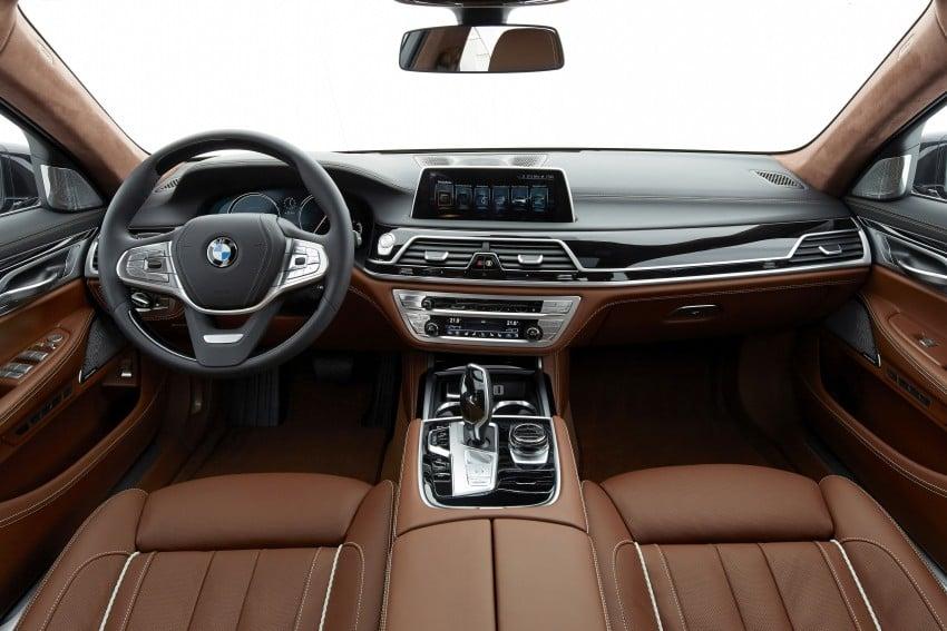 MEGA GALLERY: G11 BMW 7 Series in detail Image #372965