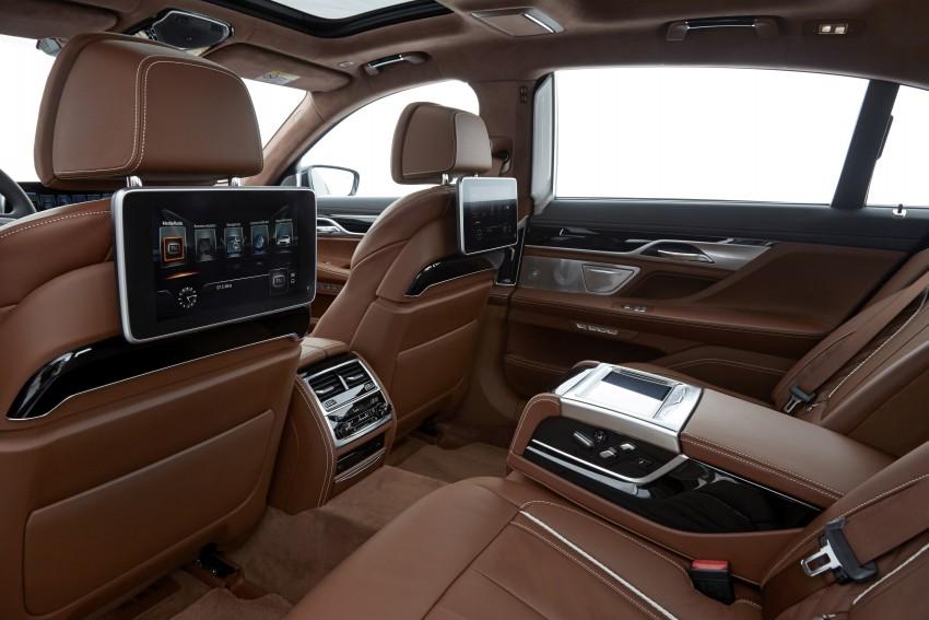 MEGA GALLERY: G11 BMW 7 Series in detail Image #372967