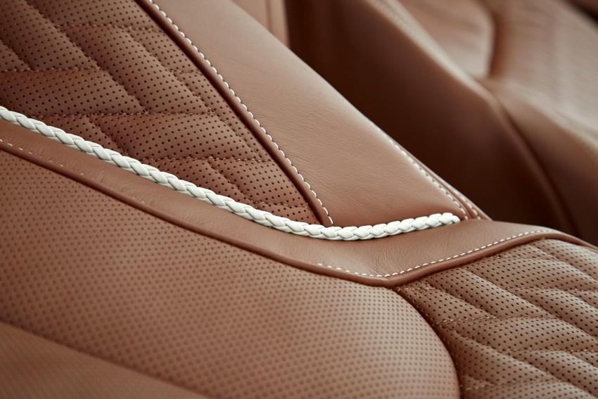 MEGA GALLERY: G11 BMW 7 Series in detail Image #372968