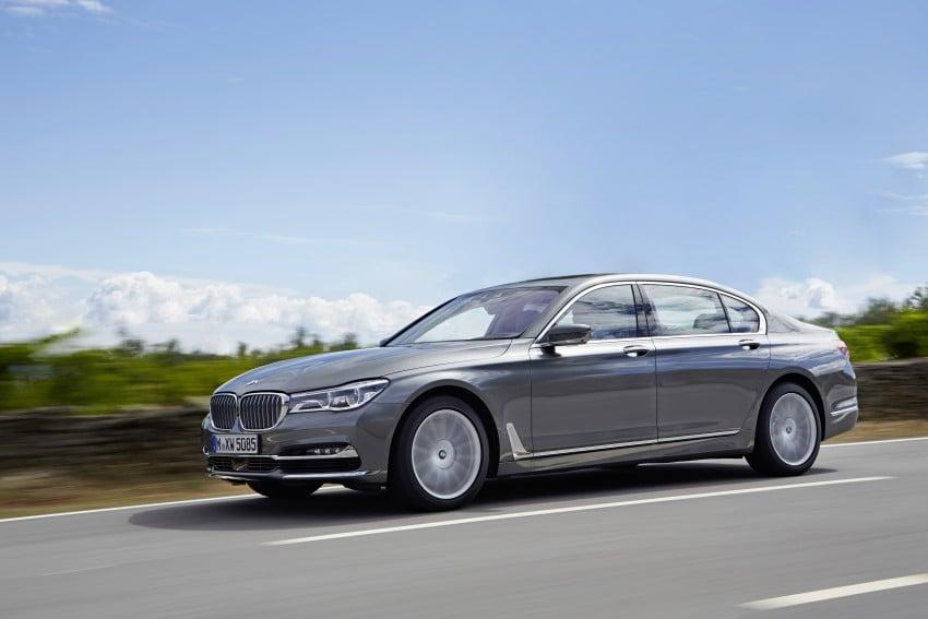 MEGA GALLERY: G11 BMW 7 Series in detail Image #372728