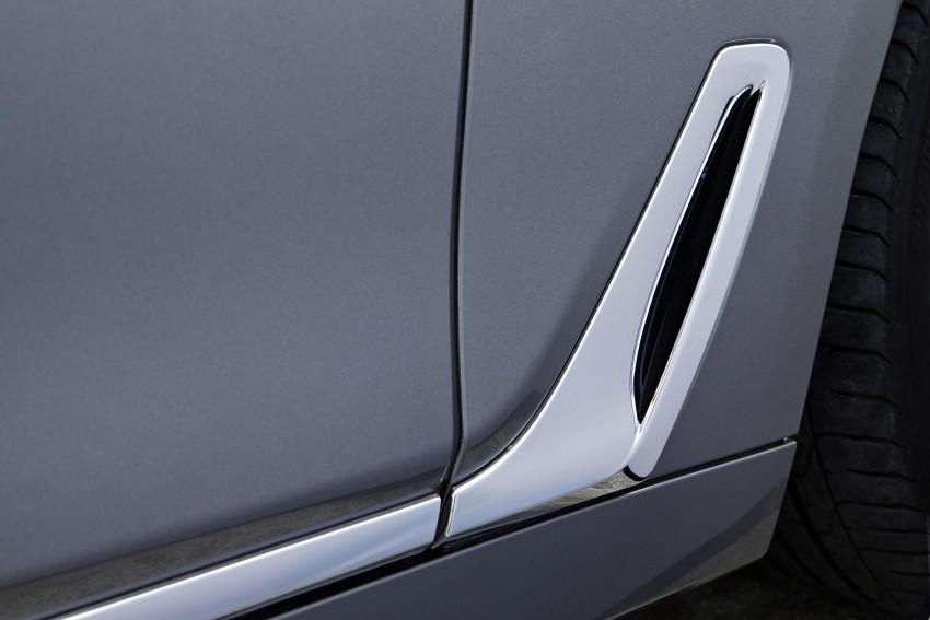 MEGA GALLERY: G11 BMW 7 Series in detail Image #372625