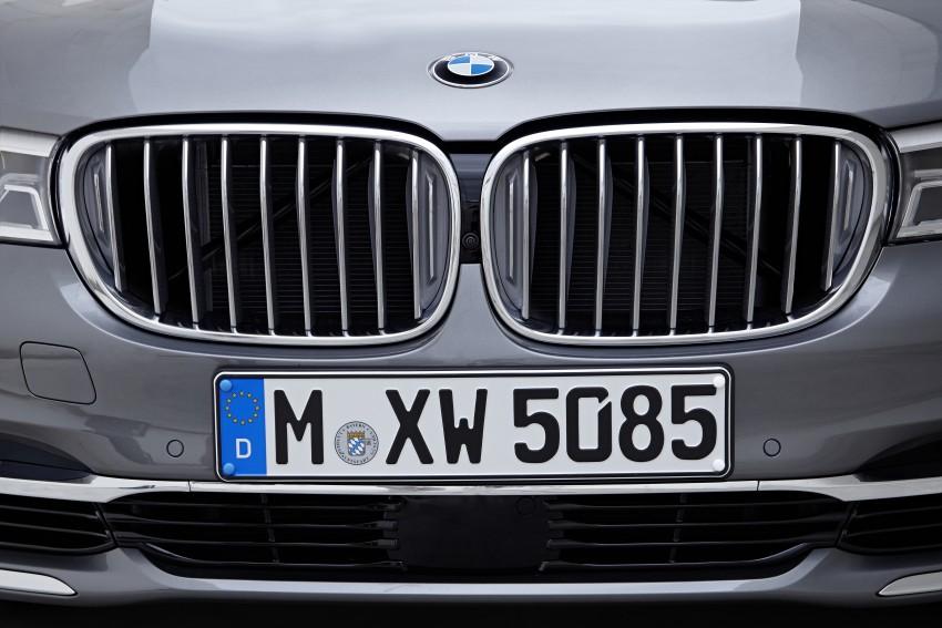 MEGA GALLERY: G11 BMW 7 Series in detail Image #372628