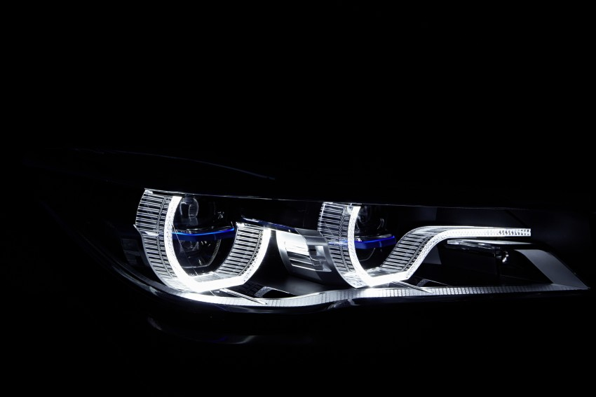 MEGA GALLERY: G11 BMW 7 Series in detail Image #372629