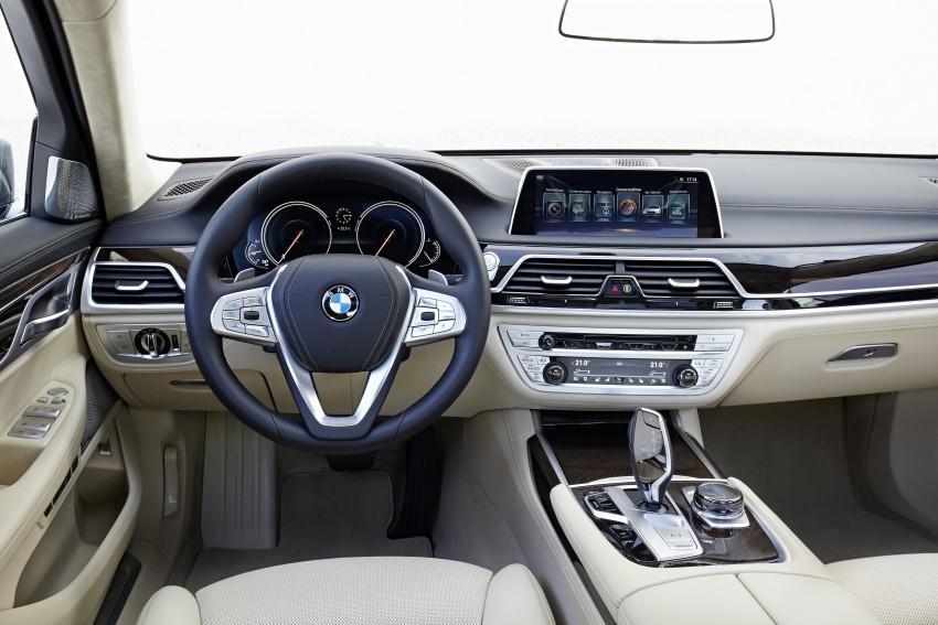 MEGA GALLERY: G11 BMW 7 Series in detail Image #372632