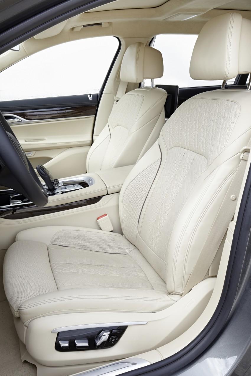MEGA GALLERY: G11 BMW 7 Series in detail Image #372637