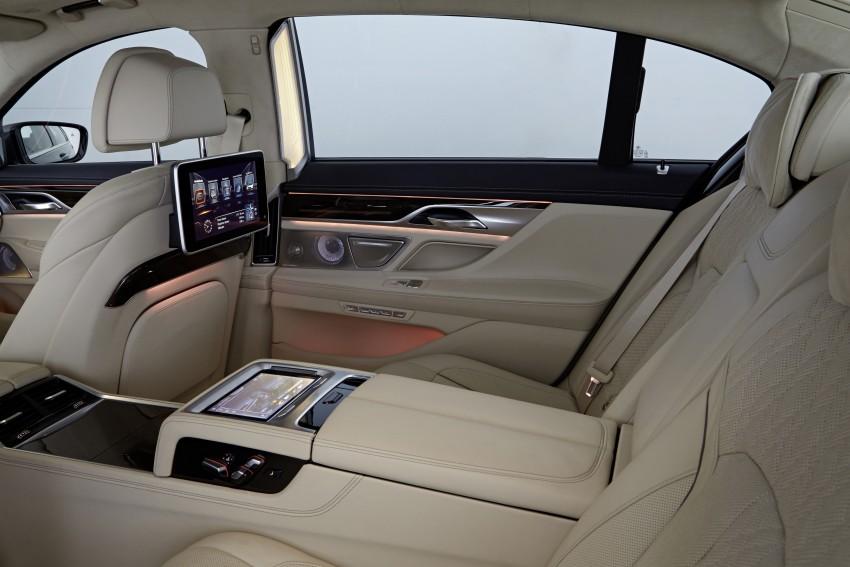 MEGA GALLERY: G11 BMW 7 Series in detail Image #372640