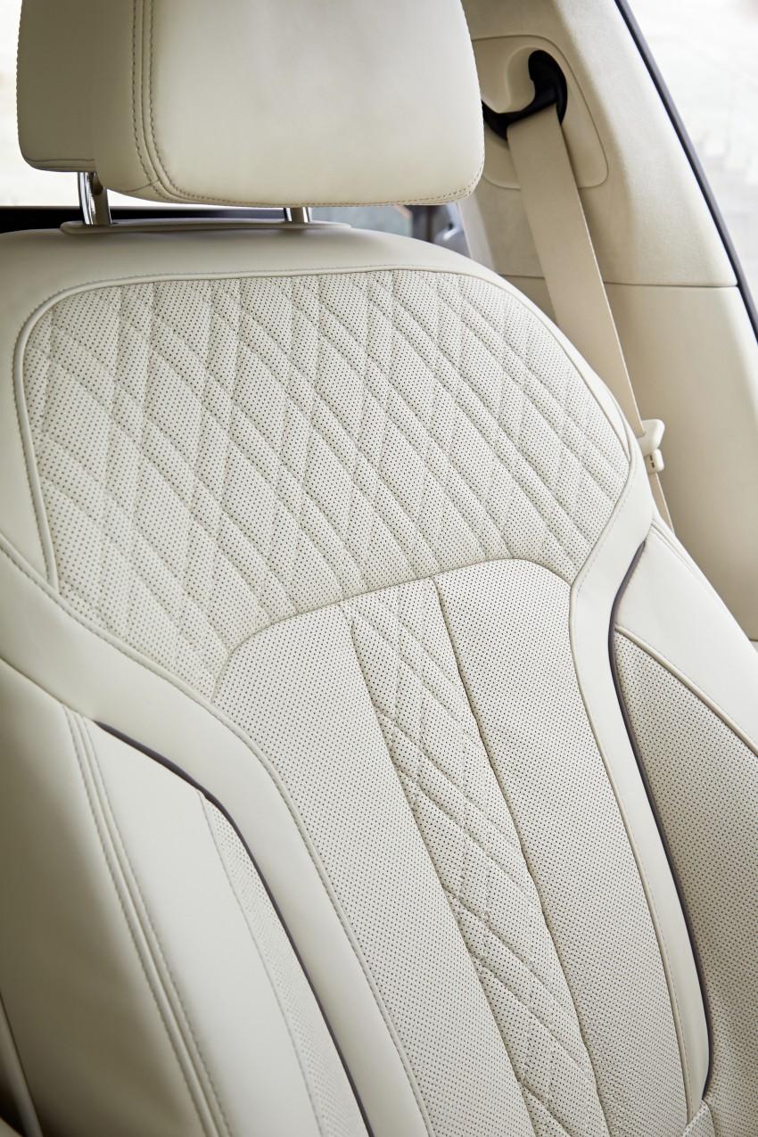 MEGA GALLERY: G11 BMW 7 Series in detail Image #372650