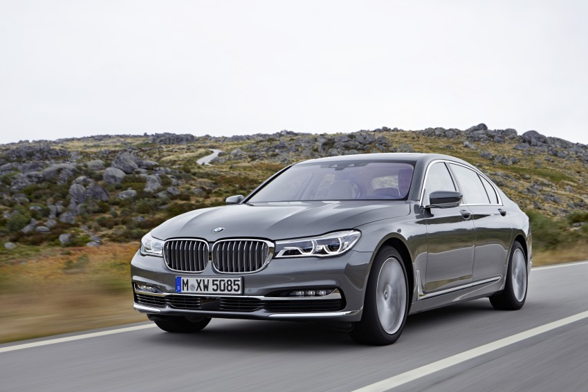 MEGA GALLERY: G11 BMW 7 Series in detail Image #372740