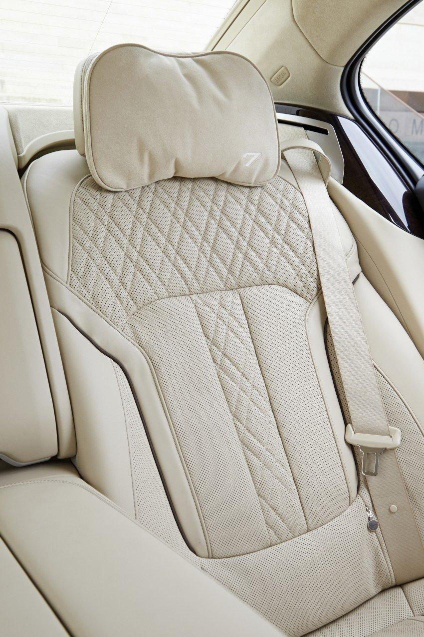 MEGA GALLERY: G11 BMW 7 Series in detail Image #372651