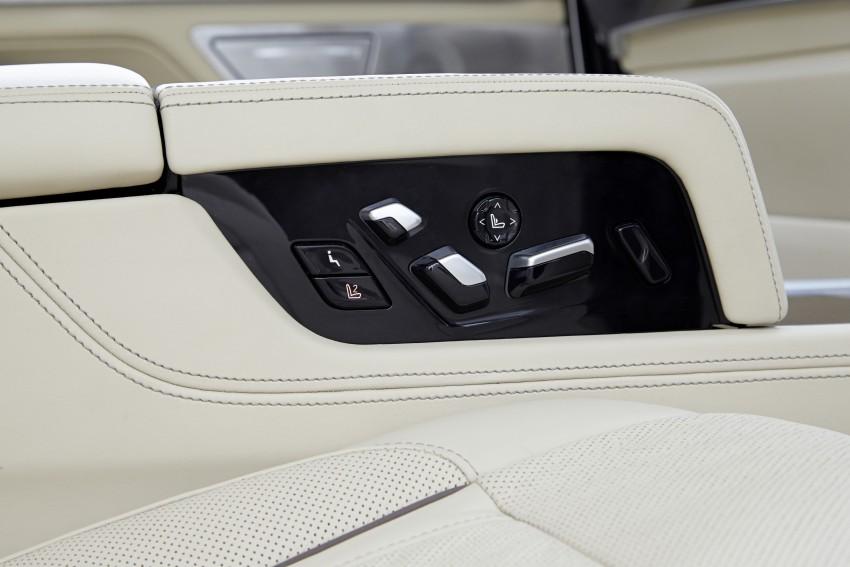 MEGA GALLERY: G11 BMW 7 Series in detail Image #372653