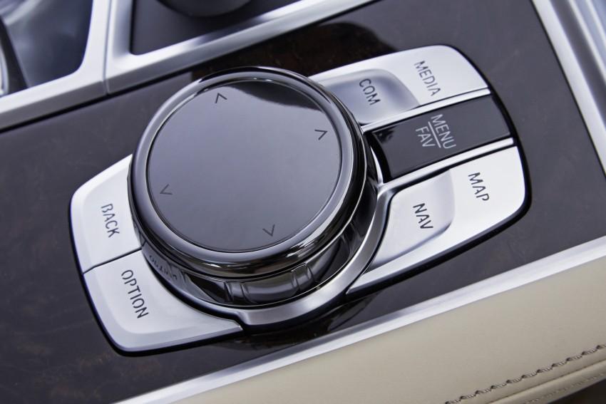 MEGA GALLERY: G11 BMW 7 Series in detail Image #372656