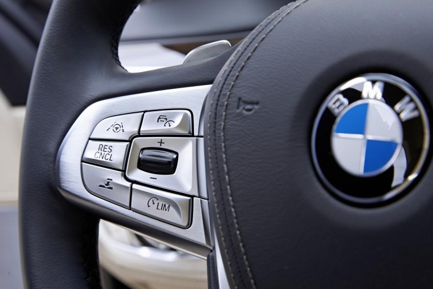 MEGA GALLERY: G11 BMW 7 Series in detail Image #372660