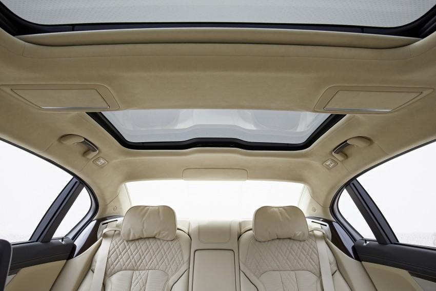 MEGA GALLERY: G11 BMW 7 Series in detail Image #372661