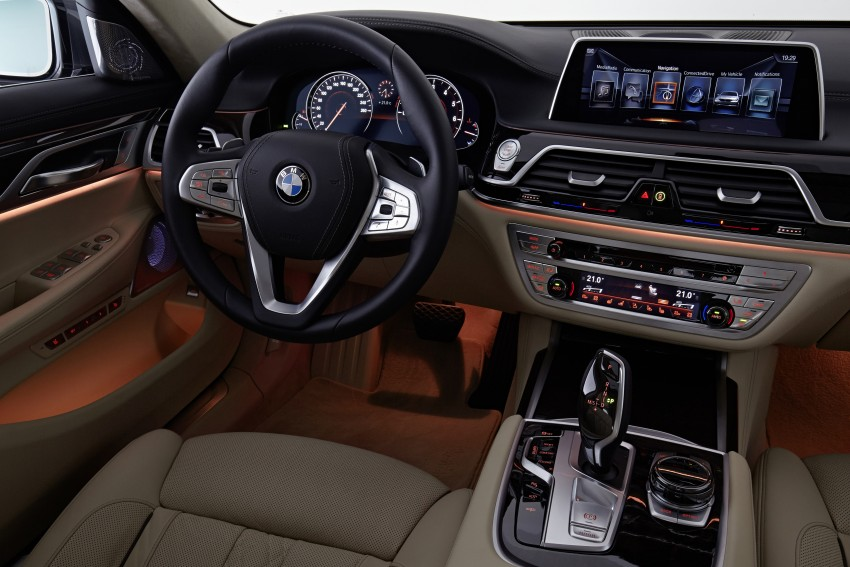 MEGA GALLERY: G11 BMW 7 Series in detail Image #372666