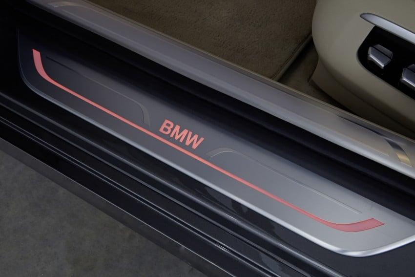 MEGA GALLERY: G11 BMW 7 Series in detail Image #372667