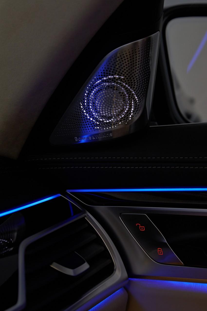 MEGA GALLERY: G11 BMW 7 Series in detail Image #372669