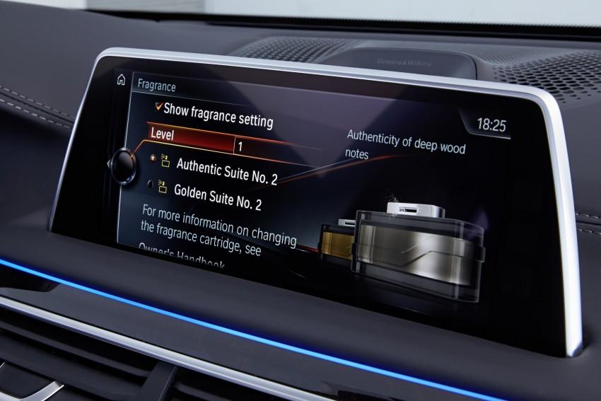 MEGA GALLERY: G11 BMW 7 Series in detail Image #372678