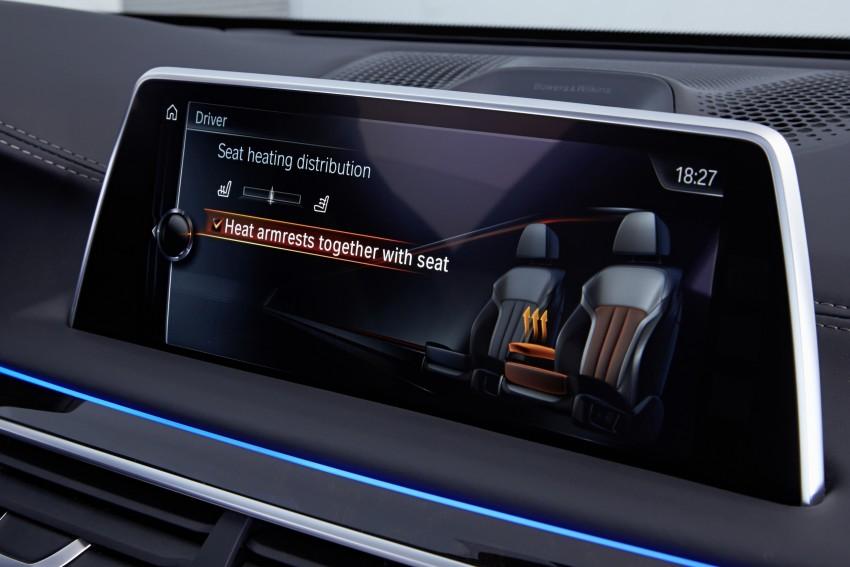 MEGA GALLERY: G11 BMW 7 Series in detail Image #372680