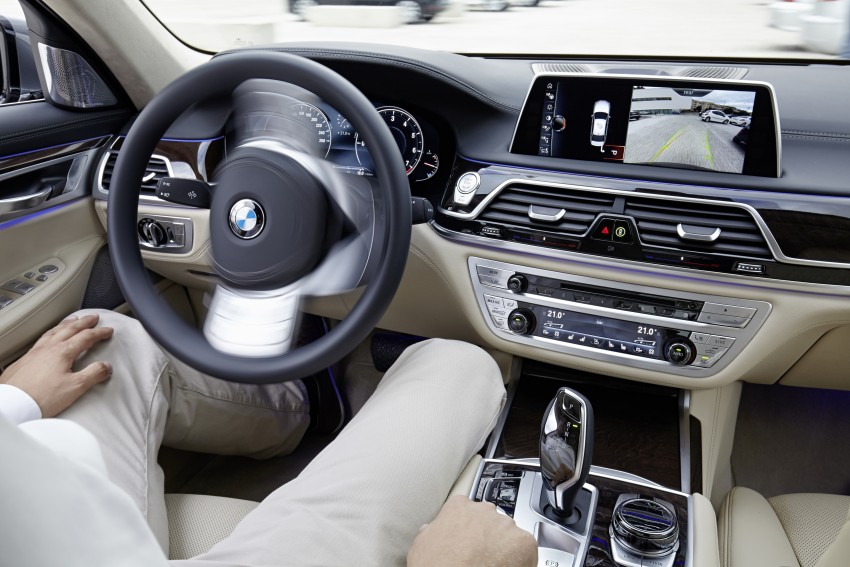 MEGA GALLERY: G11 BMW 7 Series in detail Image #372713