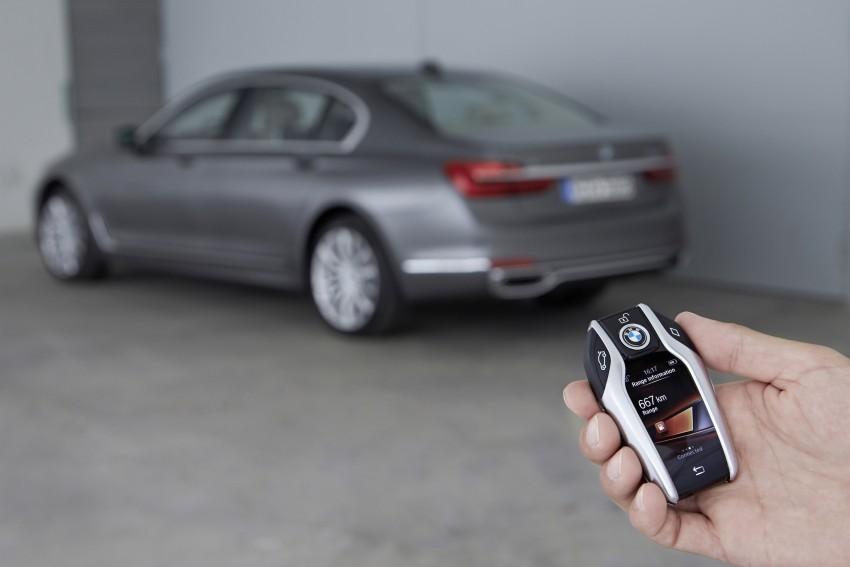 MEGA GALLERY: G11 BMW 7 Series in detail Image #372714