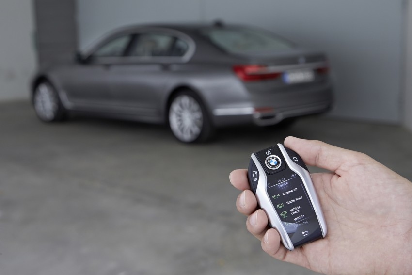 MEGA GALLERY: G11 BMW 7 Series in detail Image #372716