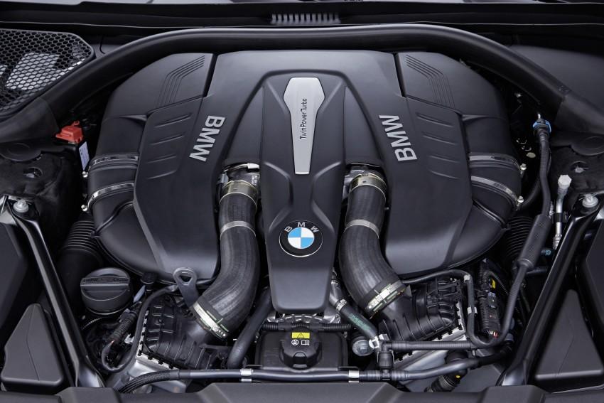 MEGA GALLERY: G11 BMW 7 Series in detail Image #372717