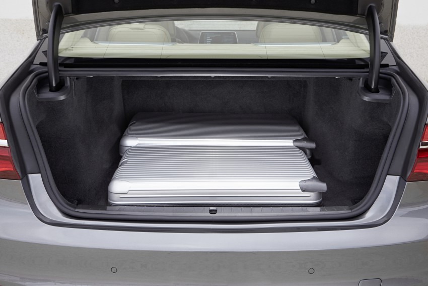 MEGA GALLERY: G11 BMW 7 Series in detail Image #372718