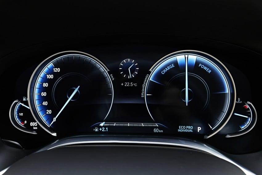 MEGA GALLERY: G11 BMW 7 Series in detail Image #372721