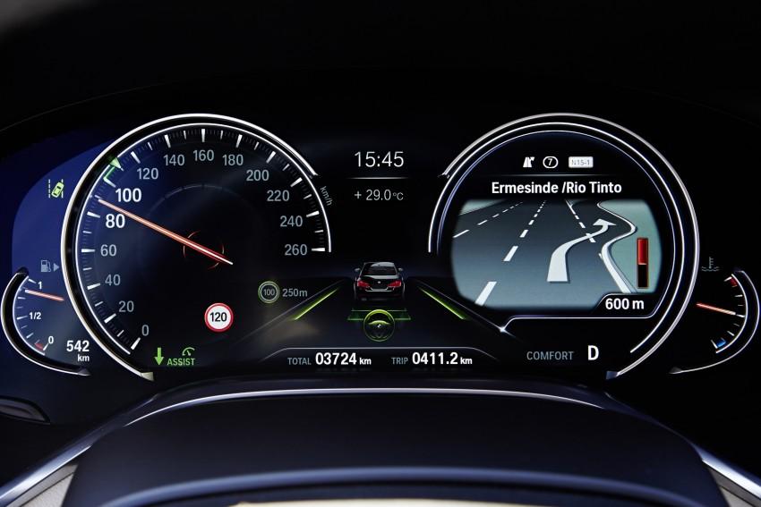 MEGA GALLERY: G11 BMW 7 Series in detail Image #372723