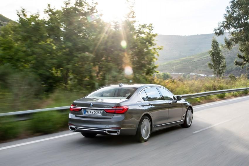 MEGA GALLERY: G11 BMW 7 Series in detail Image #372546