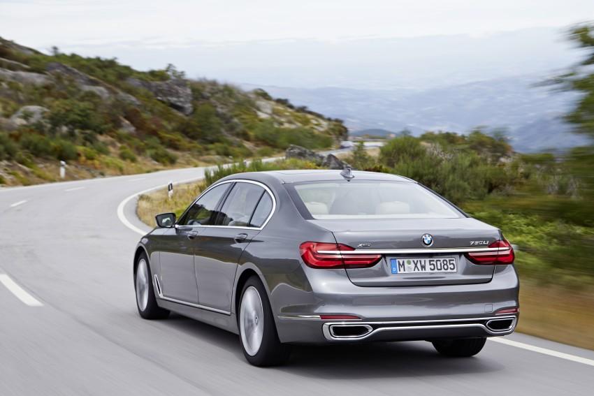 MEGA GALLERY: G11 BMW 7 Series in detail Image #372554