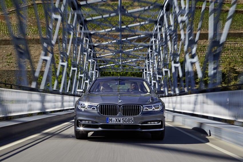 MEGA GALLERY: G11 BMW 7 Series in detail Image #372557
