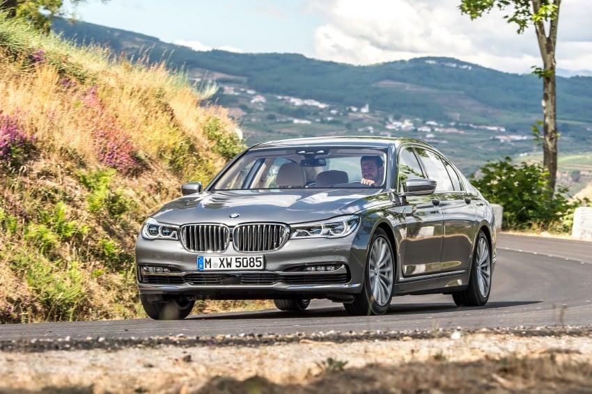 MEGA GALLERY: G11 BMW 7 Series in detail Image #372559