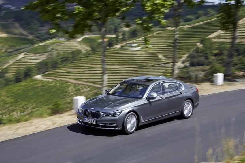 MEGA GALLERY: G11 BMW 7 Series in detail Image #372564