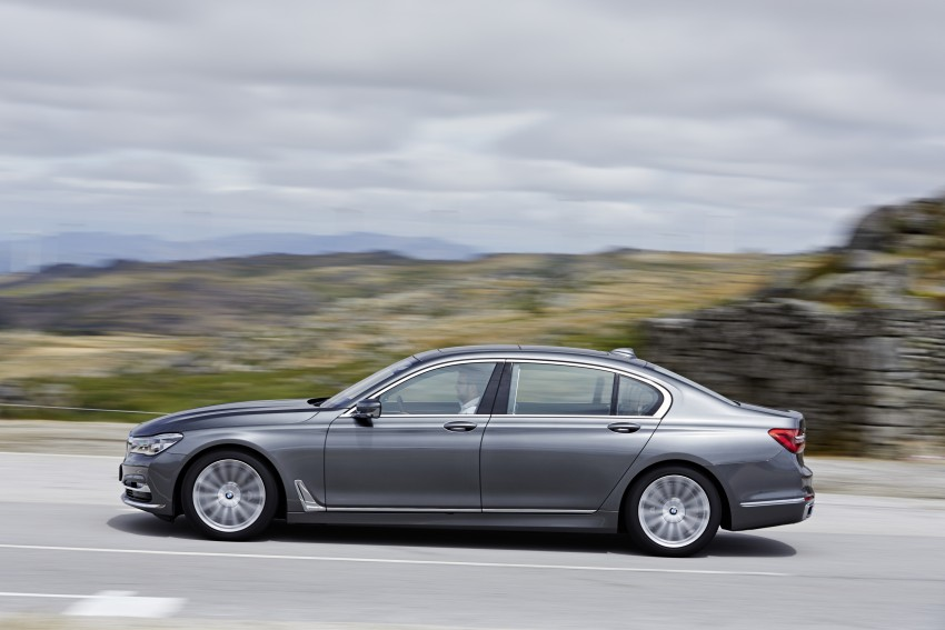 MEGA GALLERY: G11 BMW 7 Series in detail Image #372567