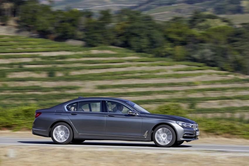 MEGA GALLERY: G11 BMW 7 Series in detail Image #372570