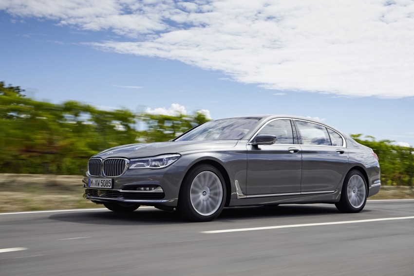 MEGA GALLERY: G11 BMW 7 Series in detail Image #372732