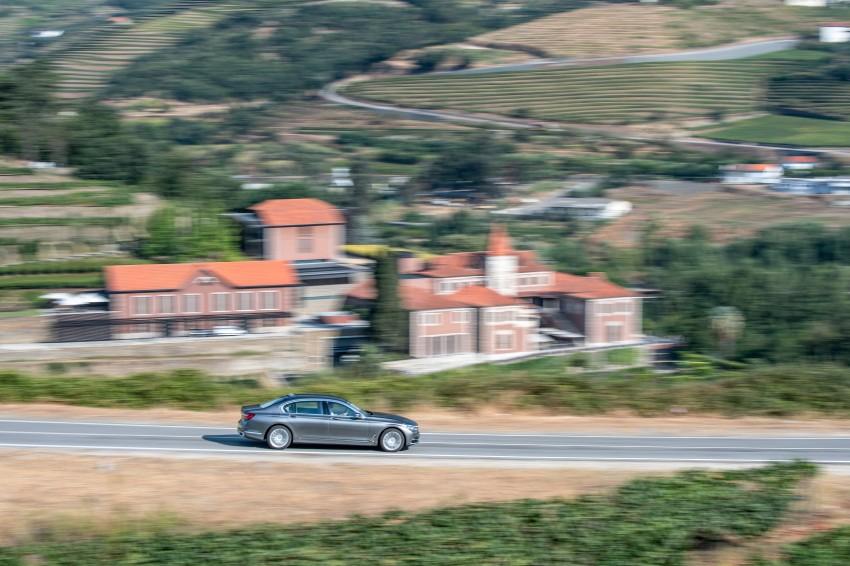 MEGA GALLERY: G11 BMW 7 Series in detail Image #372580
