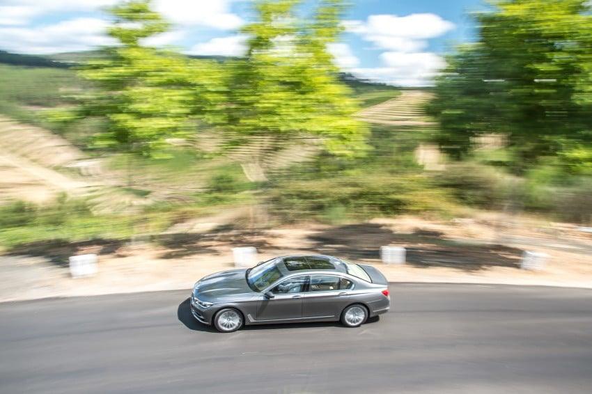 MEGA GALLERY: G11 BMW 7 Series in detail Image #372583