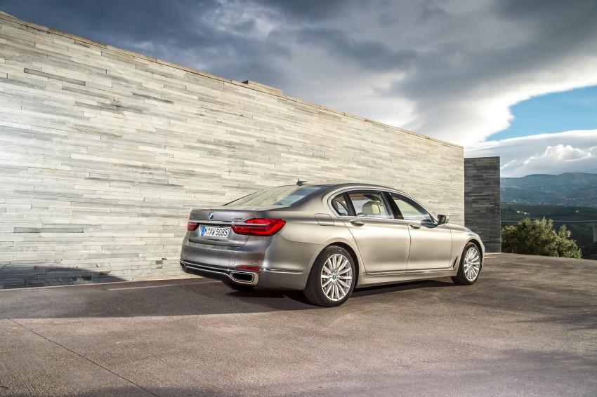 MEGA GALLERY: G11 BMW 7 Series in detail Image #372592